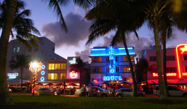 South Beach Nightlife